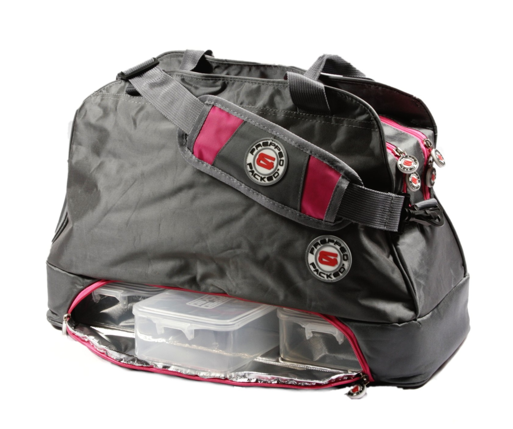 Prepped Packed Athina Gym Bag