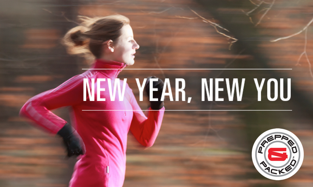 New Year. New You