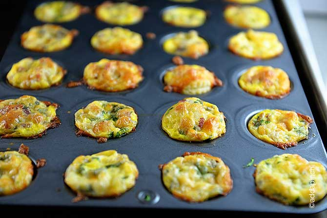 It S Breakfast Time Tasty Low Carb Quiche Prepped And