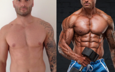 From Strength to Strength: Andy Turner's Incredible Transformation