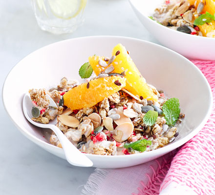 KICK START YOUR MORNINGS WITH 5 BREAKFASTS THAT WE LOVE