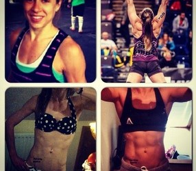 SPORT-HATER TO CROSSFIT-CRAVER: Lucy Majury reveals all..