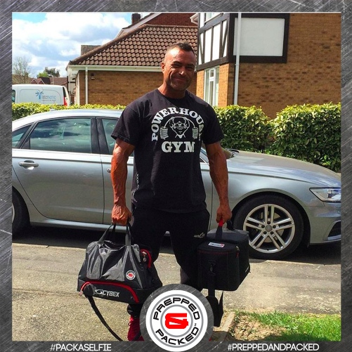 Director of Cybex UK Rob Thurston has recently hit the stage in his 40's with the help of Prepped & Packed