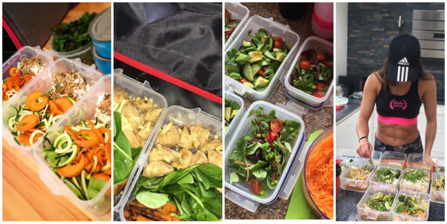 The Prepped & Packed family eating healthy on the go #preppedandpacked