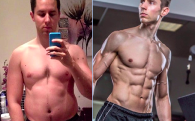 Transformation Tuesday – 'My first ever 15 week prep'