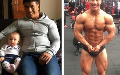 Bodybuilding truths with Tony Pang
