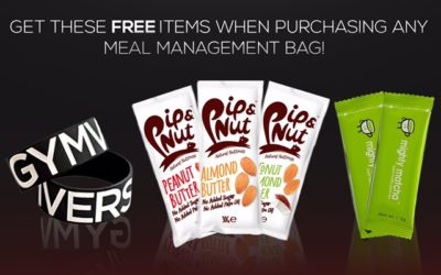 FREE fitness goodies with every order