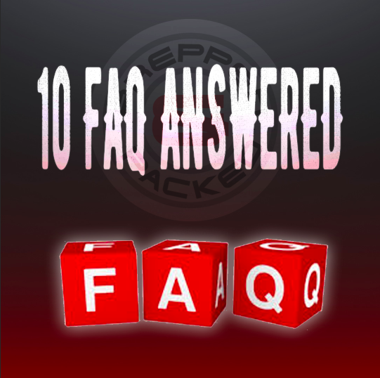 10 FAQ answered by Prepped & Packed