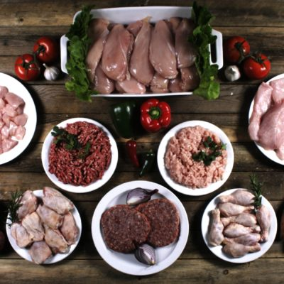 Prepped & Packed Meat Hamper