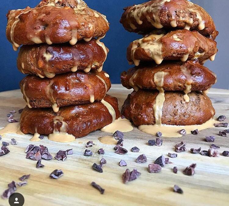 Peanut-butter PROTEIN cookies