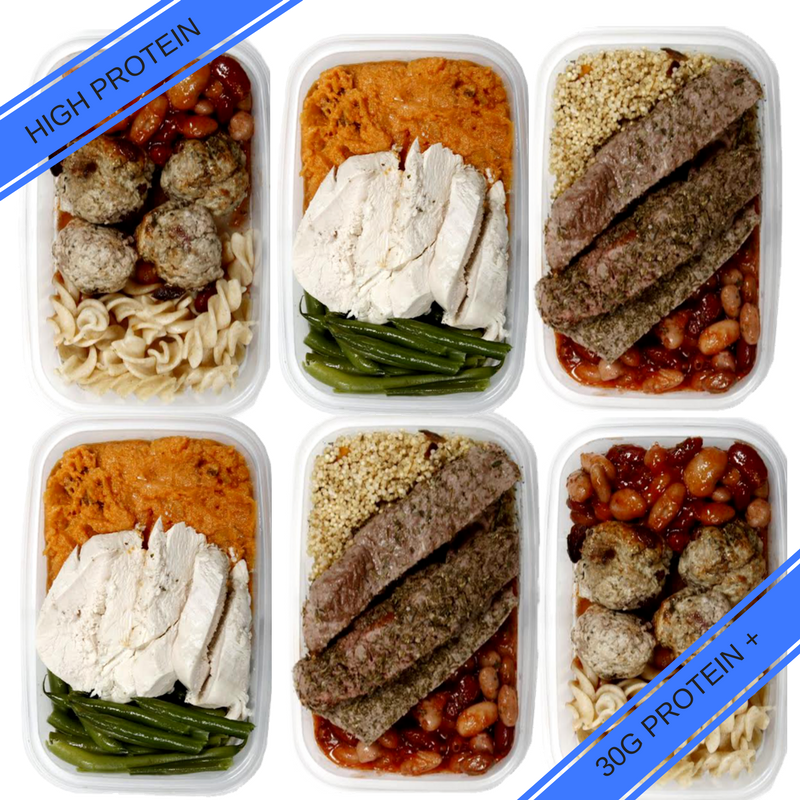 HIGH PROTEIN HAMPER